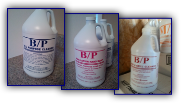BP Cleaning Chemicals
